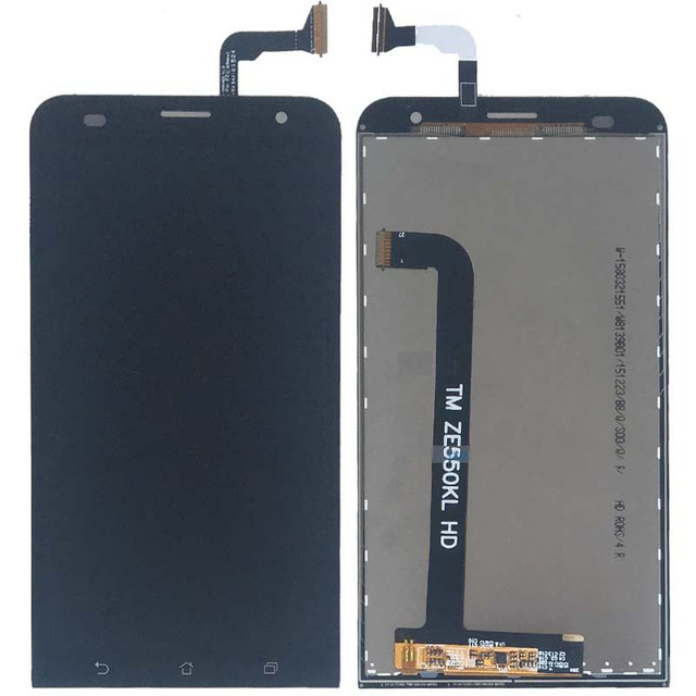 5.5'' LCD Display Touch Screen Digitizer Glass Assembly For ASUS ZenFone 2 Laser ZE550KL Z00LD