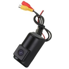 CCD Car Reversing Rear View License Plate Camera for Ford Transit Connect Auto Parking System Back