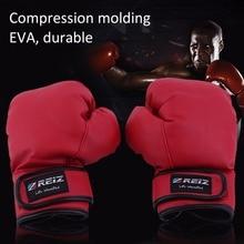 1 Pair Professional High Density EVA Boxing font b Gloves b font Breathable Sport Traning Adult