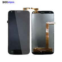For Doogee Y100 Pro LCD Display Touch Screen Digitizer High Quality Phone Parts For Doogee Y100 Pro Screen LCD Display for doogee dg700 new assembly doogeedg700 phone touch screen lcd display screen to display on the outside