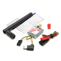 New Arrival FT48X 5 8G 48CH 0 25 25 200 600mW Adjustable Video Transmitter FPV Racer
