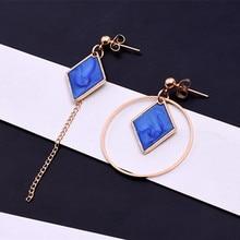 1aed8b478c Popular Geometric Shape Rhombus Earrings-Buy Cheap Geometric Shape ...