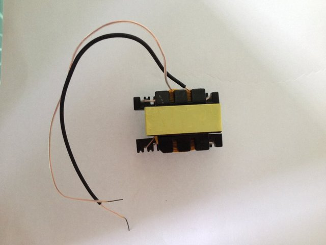 EE28 9+9pin 100W SMPS high frequency ferrite transformer custom ...