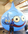 AO014  HOT SALE 3m Height Inflatable Large water drop  Balloon for your advertisement/ Mango / Balloon/airplane are available