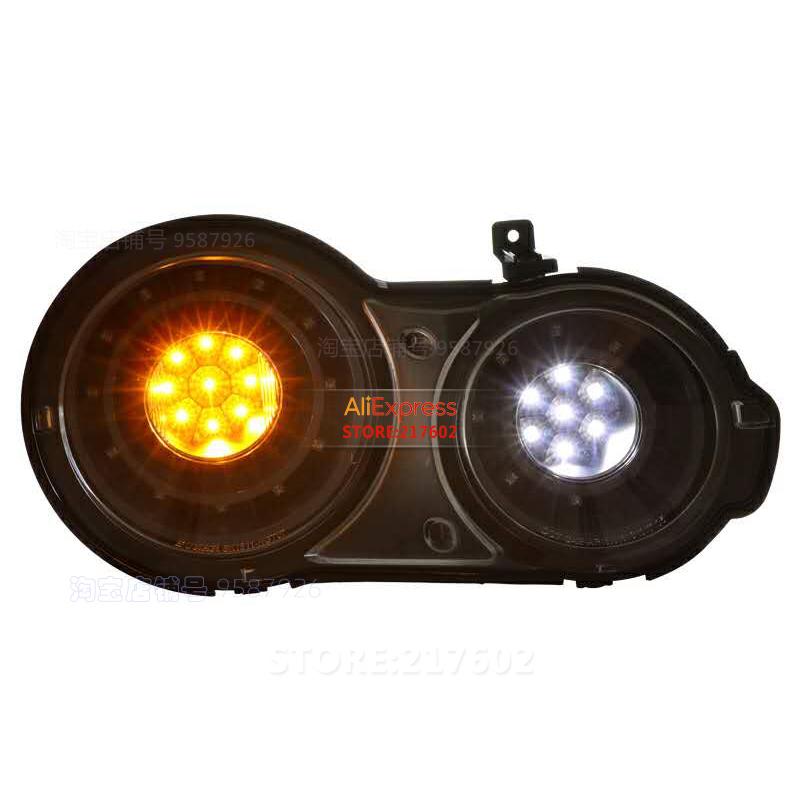 Nissan GTR LED TL- (5)