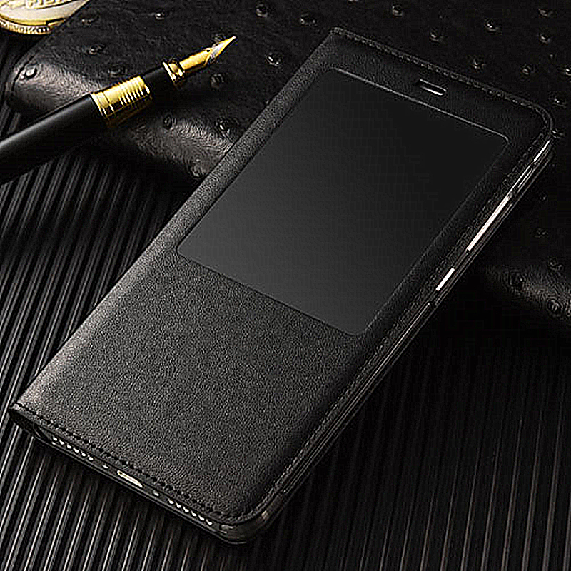 xiaomi redmi note 4x case magnetic smart flip cover shell auto sleep/wake-up based on snapdragon 625 funda xiaomi redmi note 4