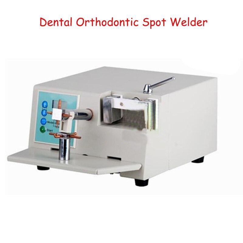 Dental Orthodontic Spot Welder Tempering Spot Welding Machine Miniature Spot Welding Machine  HL WDII Spot Welders     - title=