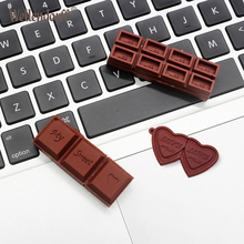 USB Chocolate 4GB 8GB Memory Stick 16GB 32GB 64GB Flash Drive Pendrive