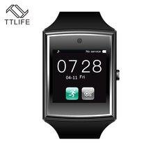 TTLIFE Bluetooth Smart Watch Водонепроницаемый Smartwatch Спортивные Часы Поддержка NFC Sim-карты Камеры Наручные Часы Для Samsung Android Phone