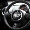For Mini Cooper S JCW R56 R52 R53 R50 R60 Antenna F56 F55 One R57 R58 R59 R61 Clubman Countryman R55 Car Steering Wheel Stickers