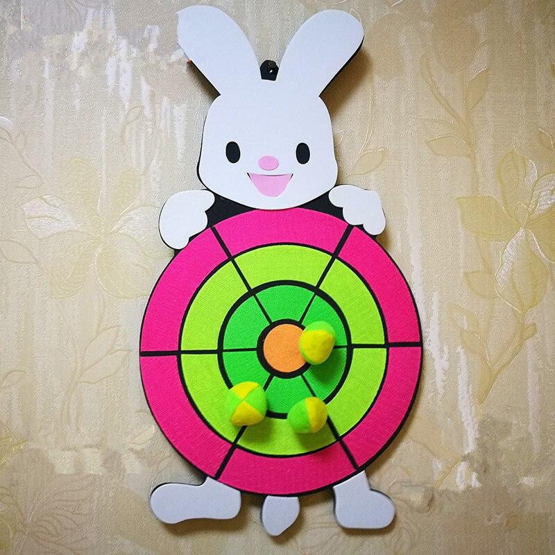 Happyxuan-Children-Sticky-Ball-Sandbag-Throwing-Target-Plate-Game-Cartoon-Animal-Kindergarten-Baby-Indoor-Outdoor-Fun-Sports-Toy-3