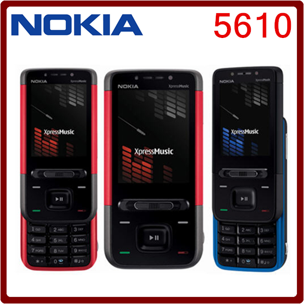 Nokia 5610 Xpressmusic Price