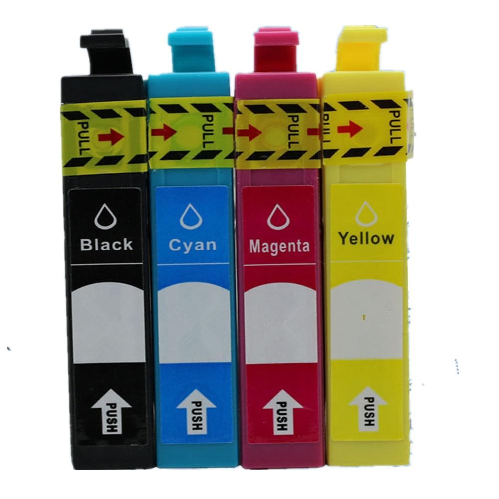 Non Oem Ciss Continuous Ink System Fits Epson T0711-5 Colour Dye Ink