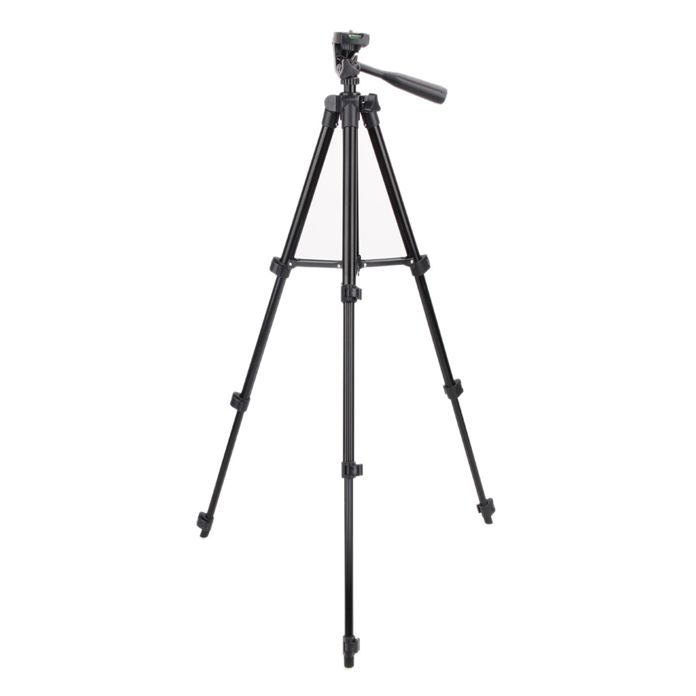 Universal Portable Digital Camera Camcorder Tripod Lightweight Aluminum Stand for Canon Nikon Sony ET-3120