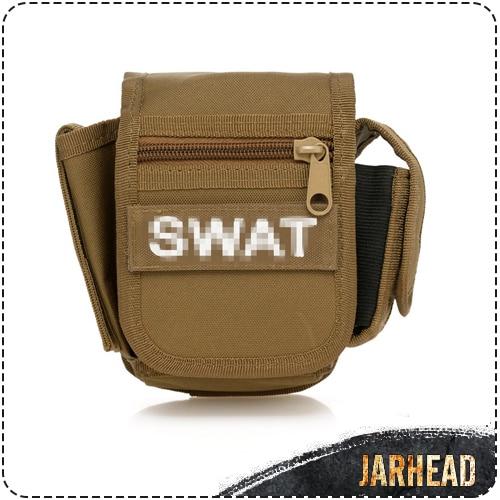 Prix pour US SWAT Multifonction Militaire Molle Sac de Taille Sports de Plein Air Voyage Chasse Poches D'équitation Imperméable Jambe Tactique Poches