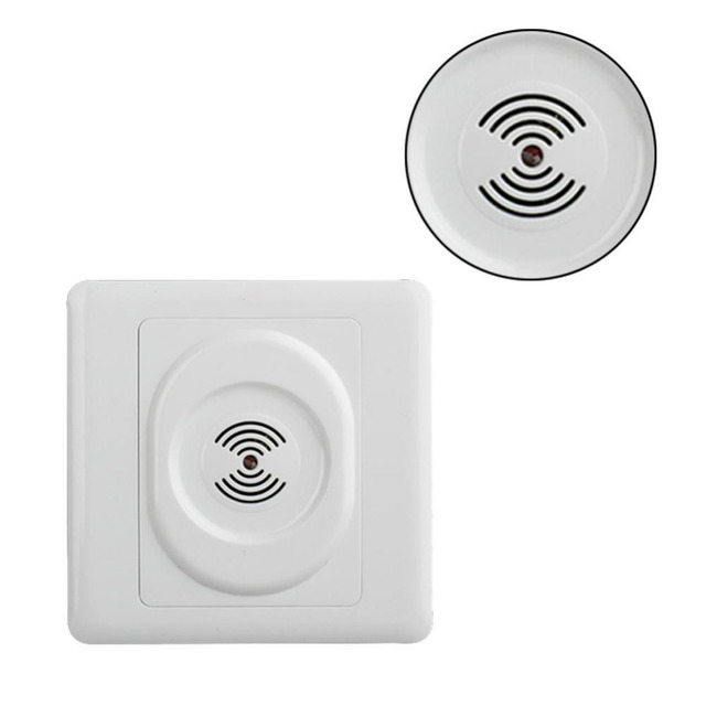 1 pc new smart home wall mount smart voice control light sensor 1 pc new smart home wall mount smart voice control light sensor switch sound light mozeypictures Gallery