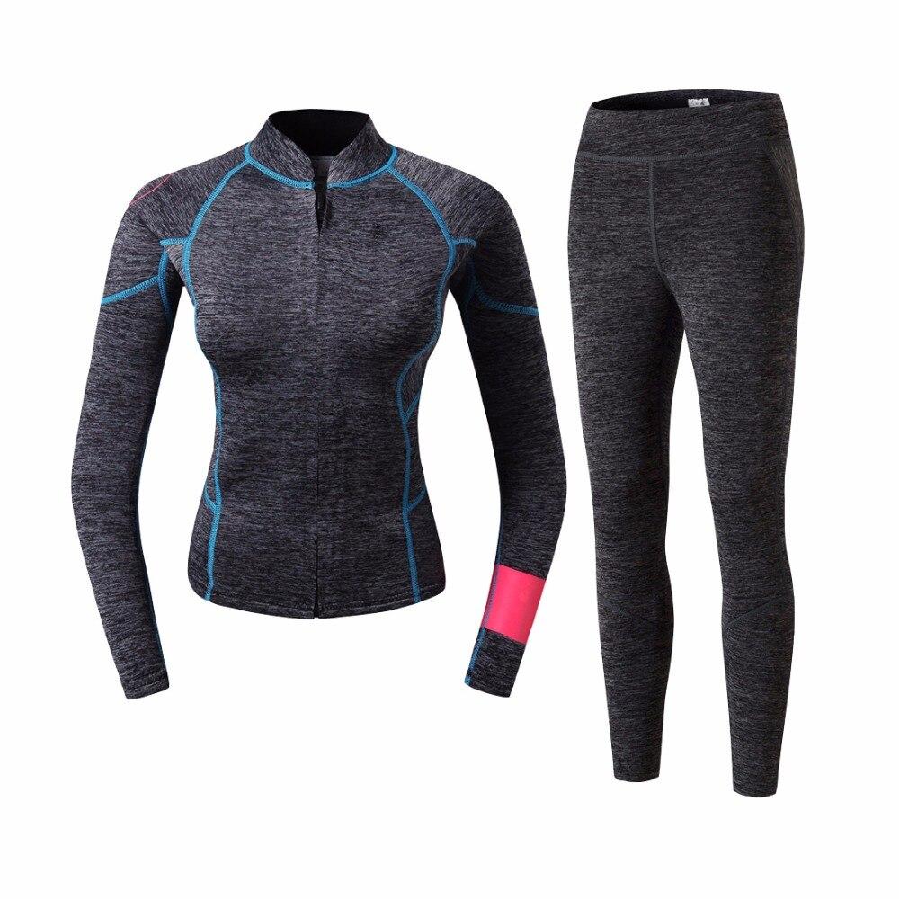 Wetsuit para Mulheres Homens Surf Windsurf Swimwear Waterski