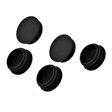 High Quality 22mm Diameter Round Plastic Chair Leg Caps,Furniture Table  and chair feet Protector,Table Leg Covers 5 Pcs
