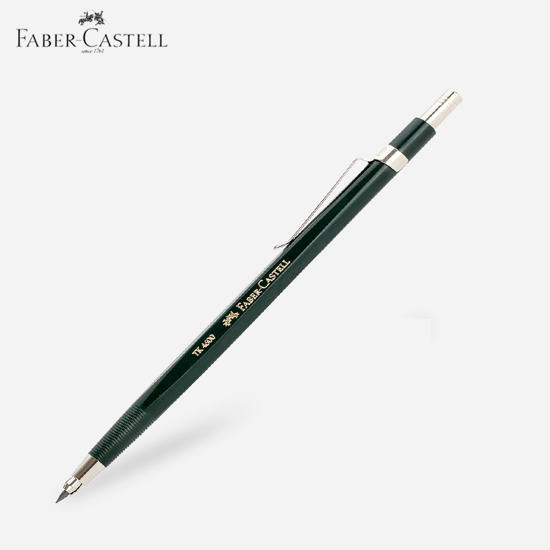 Lápis Mecânicos faber-castell lapiseira portaminas de 2.0mm Art Marker Usage : Art Sketch Drawing Pain