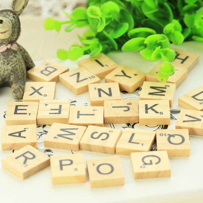 Consumer Electronics Impartial 26pcs/lot Wooden English Alphabet Diy Creative Ornaments For Backdrop Photography Accessories Studio Photo Accesorios Fotografia Terrific Value