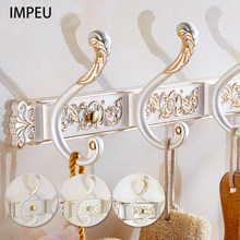 ตะขอ,Coat Rack 5 Flared Tri Hooks,หลายขนาด,โลหะ,luxury Silver และ GOLD EDGE,Boutique Hotel Collection(China)