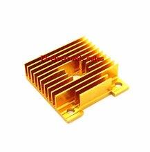 3D printer extruder accessories MK7 / MK8 heat sink 40 * 40 * 11 mm 40x40x11mm free shipping