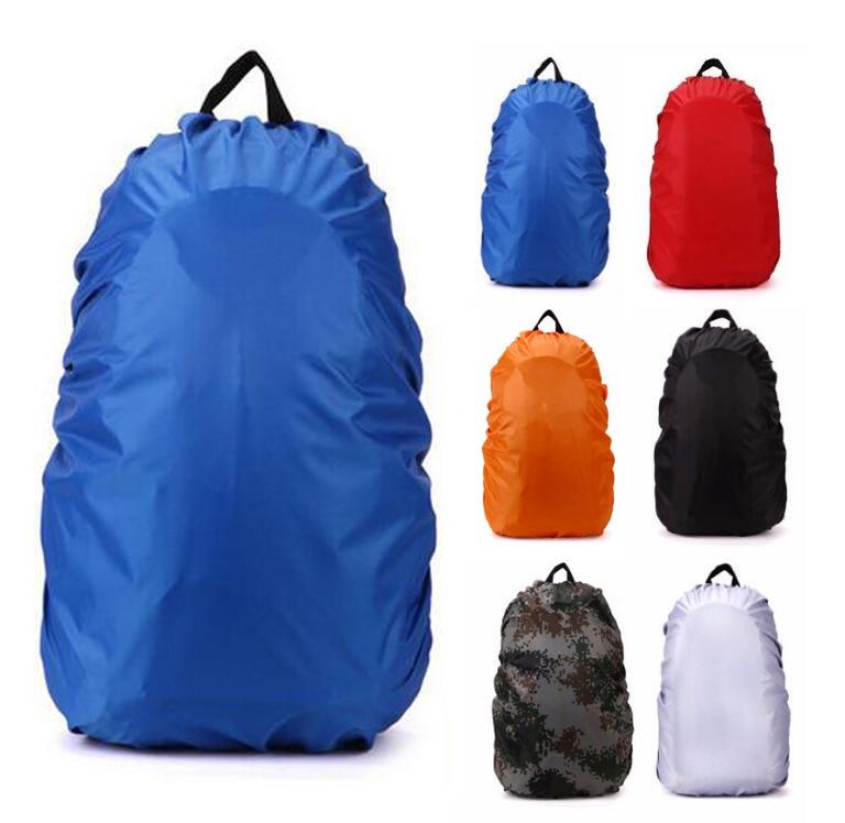 11ddc17b872f HOT Backpack Raincoat Suit for 30L-50L Waterproof Fabrics Rain Covers  Travel Camping Hiking Outdoor Luggage Bag Raincoats