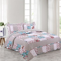 Klonca bed set pure cotton quilt three sets of quilt summer cool quilt air conditioned bedding set