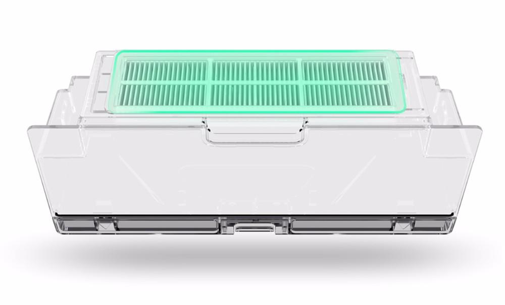 Oryginalny Xiaomi Robot Vacuum Cleaner Czyszczenie Szczotka Boczna Część Pakietu X2PC, Filtr HEPA X2PC, główne Szczotka X1PC, Narzędzie do czyszczenia X1PC 5