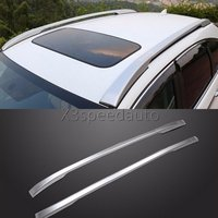 For Honda CRV CR V 2012 13 14 15 16 Aluminum Alloy Luggage Carrier Roof Rack Bar 2pcs Car styling