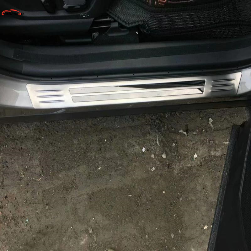 Car Accessories For Lexus Ux200 Ux250h Ux260h 2019 2020 Stainless Steel Door Sill Trim Scuff Plate