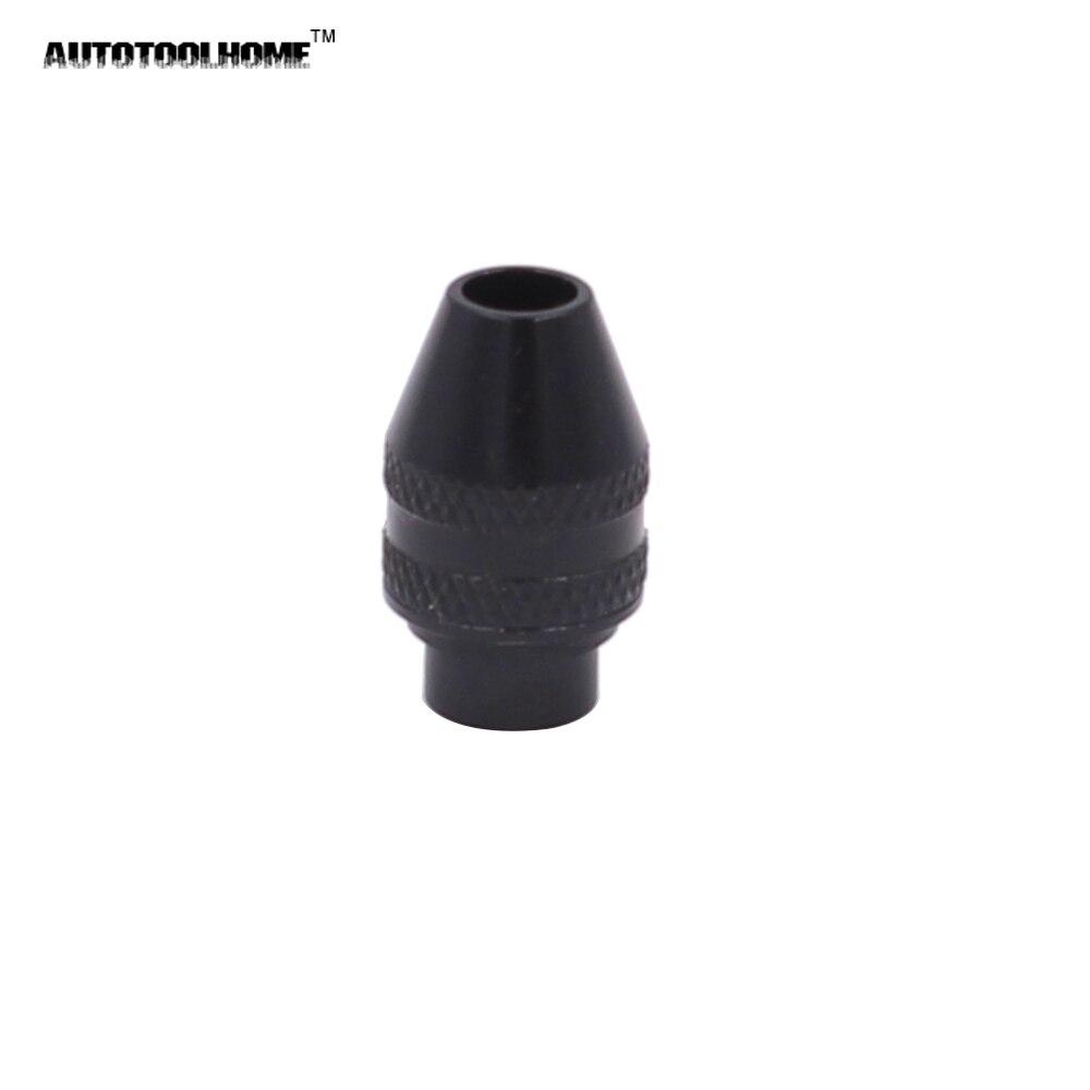 AUTOTOOLHOME Multi M7 Keyless Drill Chuck For Dremel 4000 3000 Accessories Chucks Mini Drill Rotary Tools Accessories 0.5-3.2mm dremel 4000 1 45 rus