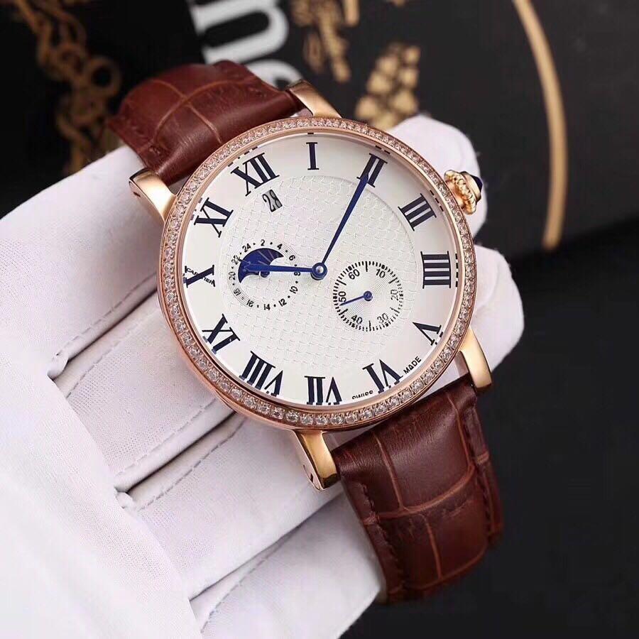WC0708 Mens Watches Top Brand Runway Luxury European Design Automatic Mechanical Watch цена и фото