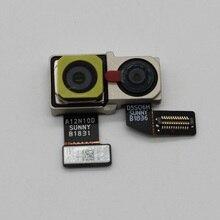 Original ด้านหลังกล้องขนาดใหญ่สำหรับ Xiaomi Redmi 6 โมดูลกล้องด้านหลัง Flex เปลี่ยนสาย