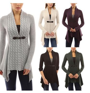 2017 Tire de Microfibra Spandex Formal Mujeres Suéteres Y Cardigans de Algodón Real Suéter de 2017 Nueva Primavera de Gran Tamaño Cardigan de Punto