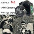 Y2000 Винтажный Стиль Самый Маленький в мире Мини Цифровой Камеры Крошечный Видеокамеры Авто Автомобиль Рекордер DVR HD Для Домашних Животных Отслеживания Диктофон