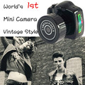 Y2000 Vintage Style World's Smallest Mini Digital Camera Tiny Camcorders Auto Vehicle Recorder DVR HD For Pet Tracking Recorder