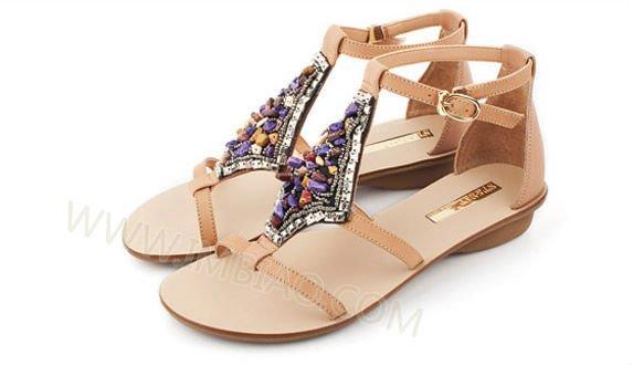 1bb6ecca8 Hot salling fashion ankle strap women s shoes