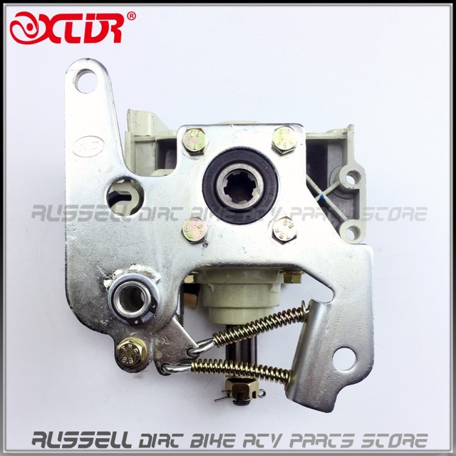 US $64 29 6% OFF|ATV 110cc Reverse Gear Box Assy drive by shaft transfer  case UTV GO KART Buggy -in ATV Parts & Accessories from Automobiles &
