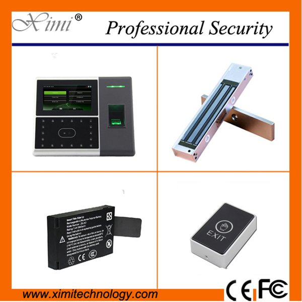 1500 Fcae users access control with touch screen high speed faca recognition fingerprint access control and time attendance biometric face and fingerprint access controller with time attendance linux system multibio800 face recognition access control