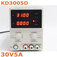 KD3005D DC Encoder Adjustable CNC Power Supply 30V5A Constant Voltage Constant Current Source mA Display 10mV / 1 mA Accuracy