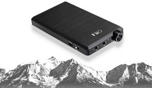Portable FiiO E12 HiFi Headphone Audio Amplifier USB DAC Vs Fiio X5 E6 E17 Dac