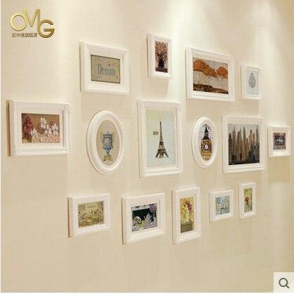 Recién llegado de fotos Collage marco de la pared, marcos de fotos ...