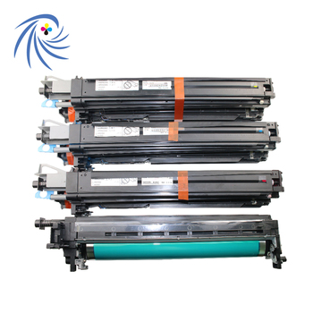 One Set KCMY Original Tested remanufactured C452 Imaging Drum Unit For Konica Minolta Bizhub C552 C652 C652ds IU612 452 652 552