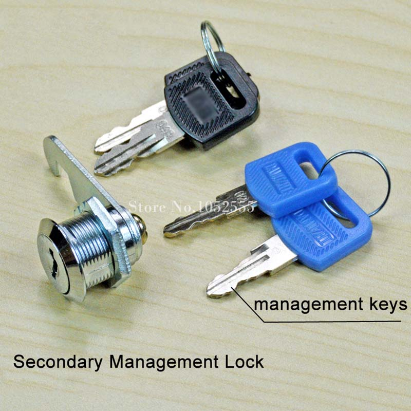 Hot 30PCS Master Key System Mailbox Cam Lock with Keys Cam File ...