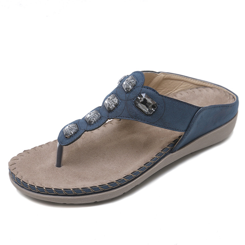 Fringe Sandals 2018 Women Summer Flat Shoes PU Soft Bottom Platform Slippers Woman Beach Slippers Crystal Flip Flops Sandals fringe detail beach sandals