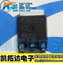 Si  Tai&SH    FDD86102  integrated circuit