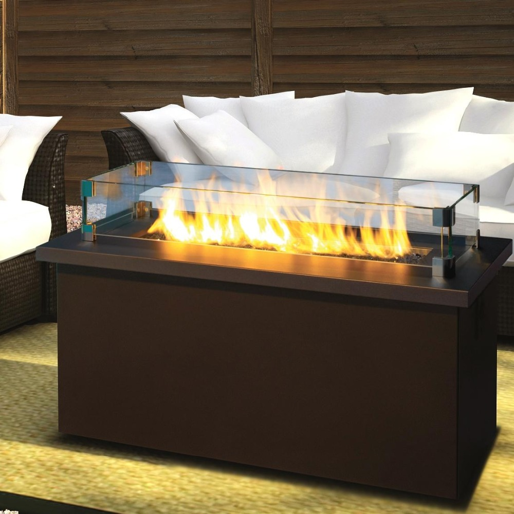 On Sale 48 Inch  Electronic Intelligent Wifi Control Modern Fireplace Ethanol Burner