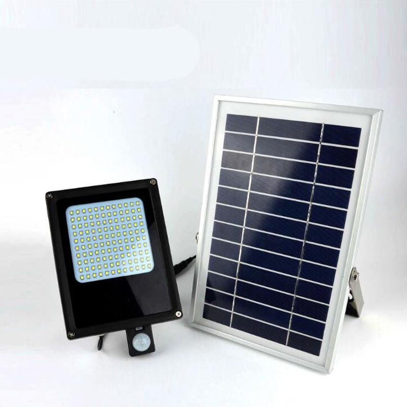 12PCS LED Solar Lamp Garden Light PIR Motion Sensor Waterproof IP65 20W LED Flood Light Outdoor Emergency Lamp Led Floodlight in Solar Lamps from Lights Lighting