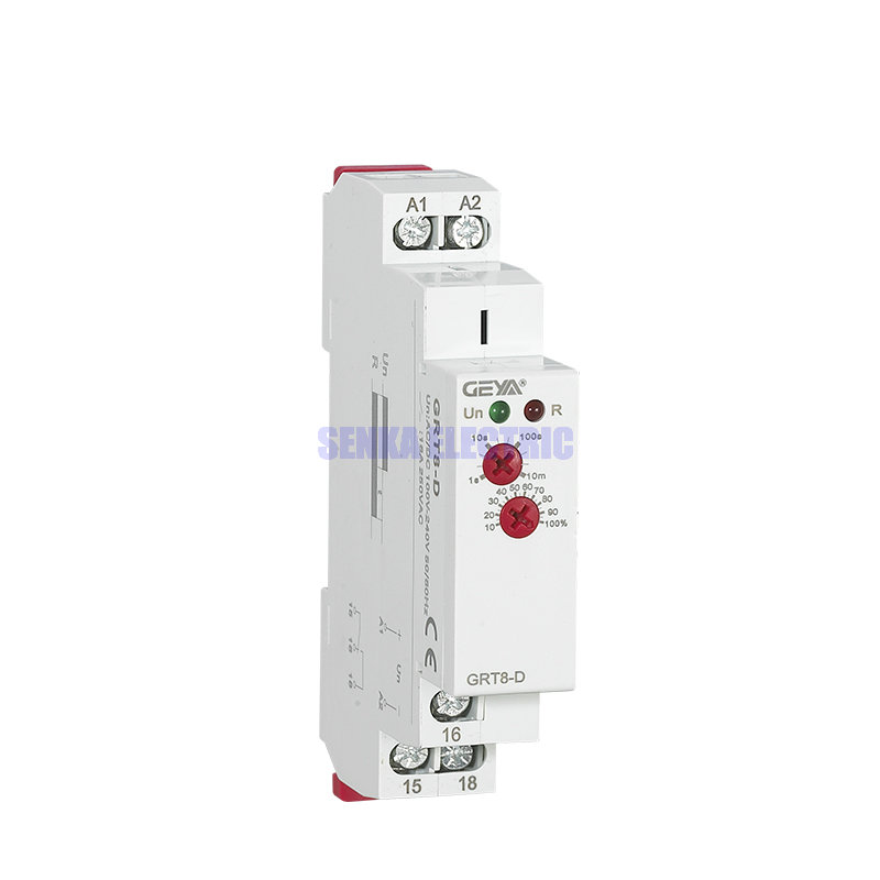 цена на Power Outage AC/DC 12-240V 50-60Hz Protective Automatic Time Delay Relay Timer Relay